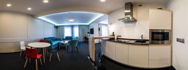 Europa City Amrita Hotel