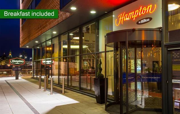 Hampton by Hilton Liverpool