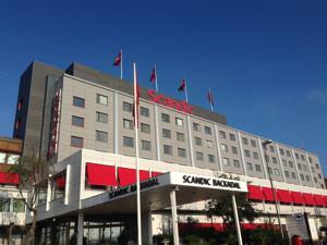 Scandic Backadal Hotel