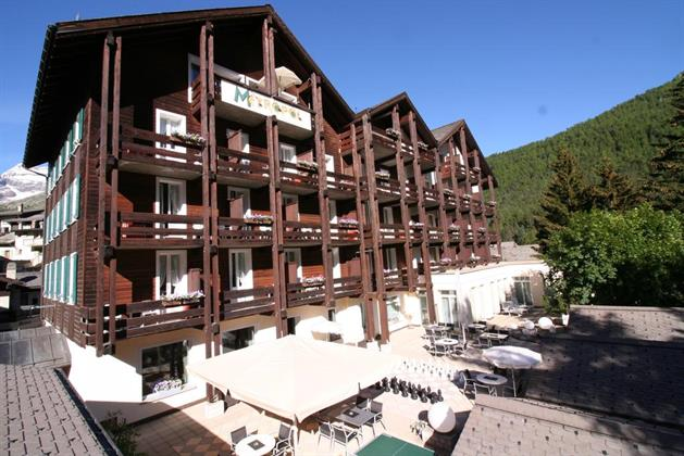 Panorama Hotel Alphubel