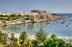 Marina Hotel At The Corinthia Beach Resort