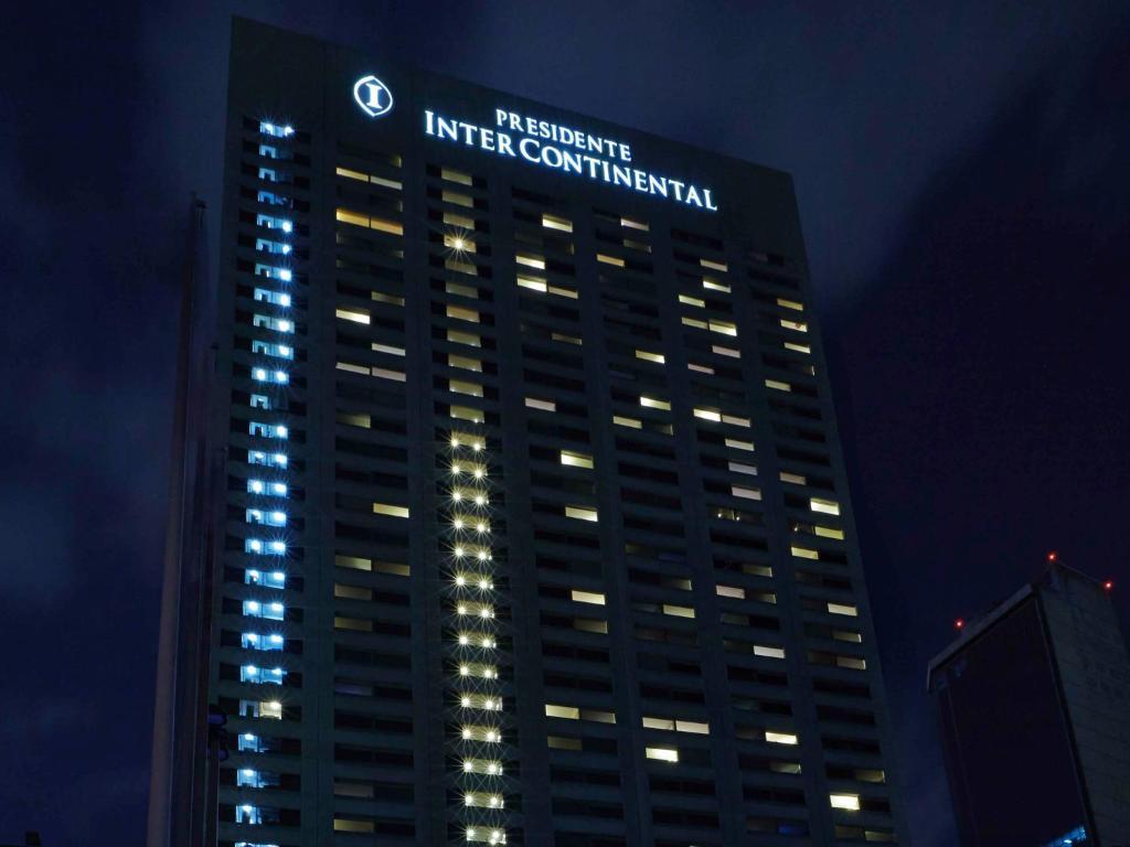 Presidente Intercontinental Ciudad De Mexico