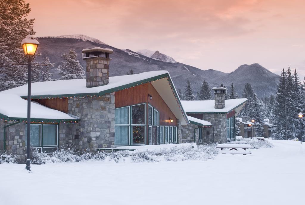 The Fairmont Jasper Park Lodge