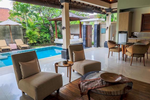 Disini Luxury Spa & Villa