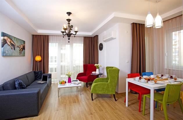 The Room Hotel Antalya