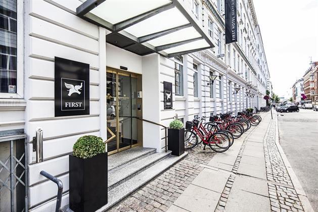First Hotel Copenhagen (former Clarion Copenhagen)