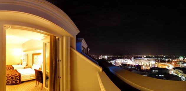 Bursa Tugcu Select Hotel