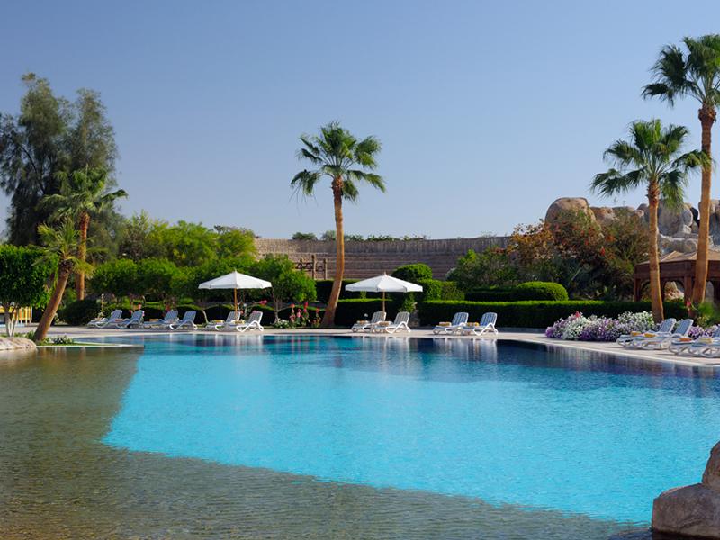 Marriott Mountain Resort Sharm