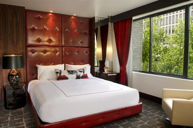 Rouge Hotel A Kimpton Hotel