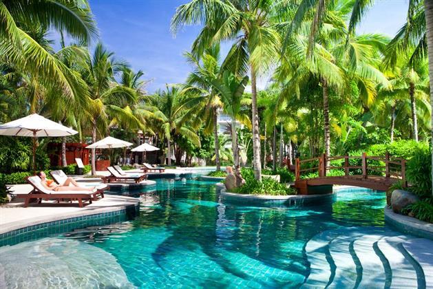Huayu Resort & Spa Yalong Bay Sanya ( ex.Crowne Plaza Sanya)