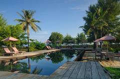 Desa Dunia Beda Beach Resort