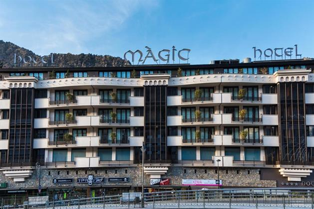 Magic Andorra Hotel