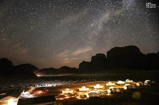 Wadi Rum Nights